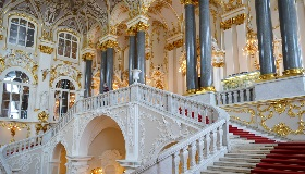 A day in St. Petersburg with the Hermitage